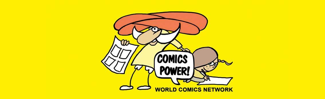 Grassroots Comics – a comics movement by World Comics India